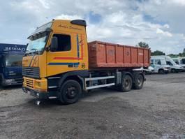 tipper truck > 7.5 t Volvo FH12   420   STEEL suspension LAMES 1998