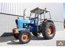 farm tractor Ford 6600 1980