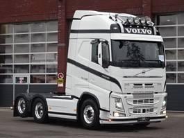 cab over engine Volvo FH540 Globetrotter XL - 6x2 - Retarder - I shift dual clutch - Buffl interior - Alcoa's 2017