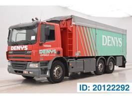 tipper truck > 7.5 t DAF CF 75 310 - 6x2 2002