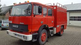 fire truck Iveco 165 - 240pk 1986