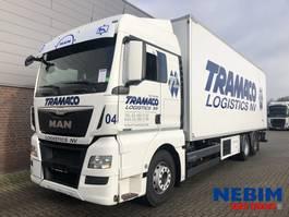 refrigerated truck MAN TGX 26.360 Euro 6 - CARRIER SUPRA 950 D+E 2013