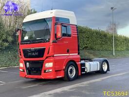 heavy duty tractorhead MAN TGX 480 Euro 6 INTARDER 2015