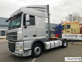 cab over engine DAF XF 105 410 Spacecab - Steel/air - Manual - 2 Tanks 2008