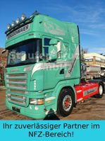 cab over engine Scania R 500 V8  TL Kompressor  Standard E5  Kipphydr. 2008
