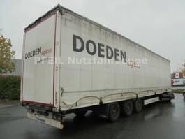sliding curtain semi trailer Krone SD Tautliner- Easy Tarp- BPW- MEGA