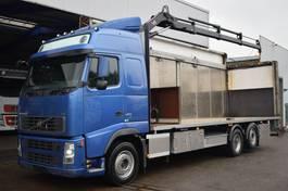 Pritsche offen LKW Volvo FH 400, Hiab 099-E3, Euro 5, 6x2, Truckcenter Apeldoorn