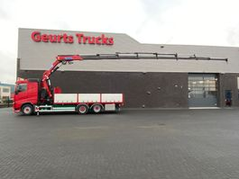 crane truck Volvo FH 500 6X2 + EFFER 315/8S KRAAN/KRAN/CRANE/GRUA 2014