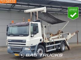 container truck DAF CF 75 310 4X2 Euro 5 2006