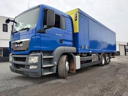 refrigerated truck MAN TGS 26.320 Euro5 2013