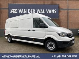 closed lcv Volkswagen Crafter 35.140 L4H3 (L3H2) | Airco 3-Zits 2019