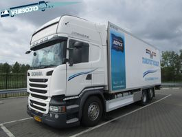 refrigerated truck Scania R490 Topline EURO6 2014