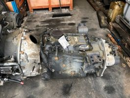 Gearbox truck part Scania GRS 890 + PTO AND PLUNJER PUMP 2002