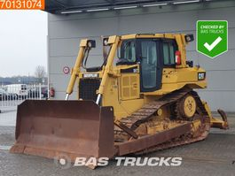 crawler dozer Caterpillar D6T XL LOW HOURS - Ripper 2008