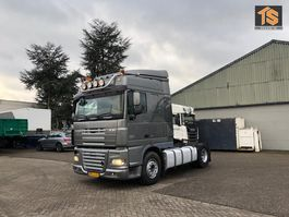 cab over engine DAF XF 105 460 FT EURO 5 - RETARDER - AUTOMATIC - NL TRUCK 2007
