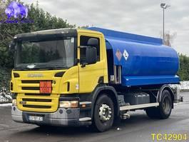 tank truck Scania P230 Euro 4 2008