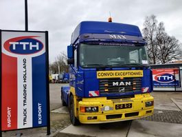 cab over engine MAN 19.464 FLT F2000 Commander | ZF manual gearbox + Intarder | Euro2 2000
