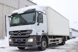 refrigerated truck Mercedes-Benz Actros 1836 Fleisch Rohrbahnen E5 LBW Carrier Supra 950U 2011