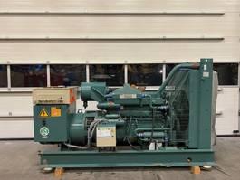 generator Perkins 2006 TTAG Leroy Somer 350 kVA generatorset as New ! 2008