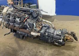 Engine truck part Mercedes-Benz OM 401
