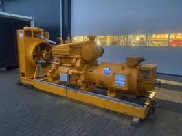 generator Caterpillar 3406 Leroy Somer 330 kVA generatorset