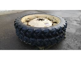 Wheels- with tire set truck part Michelin 230/95 R44