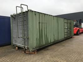 generator John Deere Broadcrown 275 kVA in supersilent container 2005