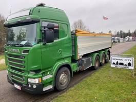 tipper truck > 7.5 t Scania R560 LB 8x4-4 HNB 2013