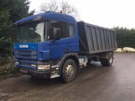 tipper truck > 7.5 t Scania 124 400 1996