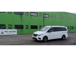 minivan - passenger coach car Mercedes-Benz V250 2018