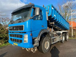 container truck Terberg FM1350-WDGL 6x6 met kabel containersysteem 2006