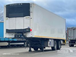 refrigerated semi trailer Pacton Vries Standard 2005
