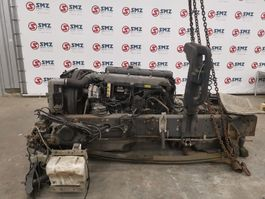 Engine truck part Renault Occ Motor Renault Premium 370 dci + 12AS2301DD