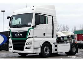 other trucks MAN TGX 500 EfficienceLine Retarder 2 Tanks Euro 6 2017