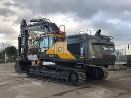 crawler excavator Volvo EC 380 E L 2015