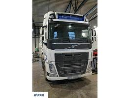 cab over engine Volvo FH 540 6x2 2014