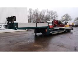 semi lowloader semi trailer Vogelzang V02-SD-12-20-ST 1999