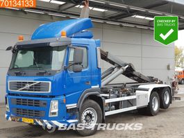 container truck Volvo FM 400 6X2 Liftachse Euro 5 2007