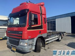 swap body truck DAF FAR CF85/360 6x2 - BDF - ov klep 2010