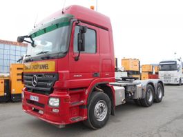cab over engine Mercedes-Benz Actros 2007