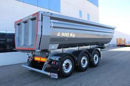 Kipper Auflieger Rojo Trailer Tipper Public works  AluHARD500 24 m3. 4.900Kg. 2020
