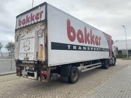 Kofferauflieger Hertoghs 1 Assig trailer Gesloten Bak 1996