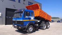 tipper truck > 7.5 t Mercedes-Benz SK 2629 (V8 / FULL STEEL / BIG AXLE) 1985