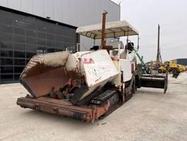 crawler asphalt paver Vogele S2500 1999