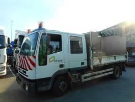 drop side truck Iveco 80E15 2000