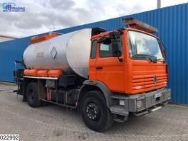 tank truck Renault G Rincheval, Bitum Spreader 9000 liter, B 2,30 - 4,6 1995