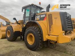 wheel loader Caterpillar 966M 2015