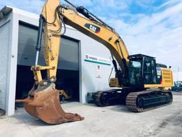 crawler excavator Caterpillar 336F 2015