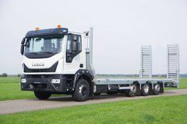 drop side truck Iveco oprijcargo 30-85 2021
