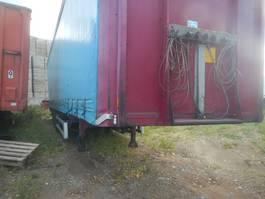 sliding curtain semi trailer LAG Schuifzeil